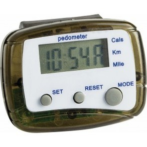 Highlander Multifunction Pedometer