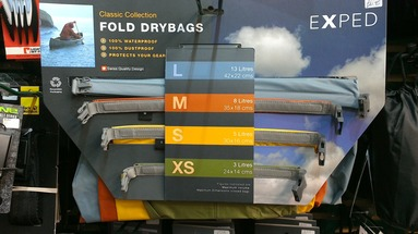 Fold DryBag Collection