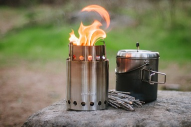 Solo Stove Titan + 1800 Pot set