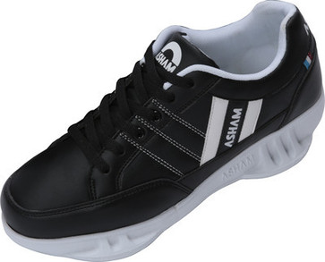 Asham Club UltraLite Curling Shoe