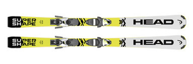 Head Supershape SLR2 inc SLR4.5 Binding