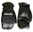 Balance Plus Leather Curling Mitt