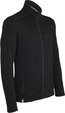 Icebreaker Sierra Real Long Zip Gents Top