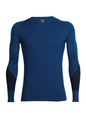 Icebreaker Mens 260 Winter Zone L/S Crew