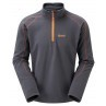 Keela Mens Pulse Micro Fleece 1/2 Zip Top